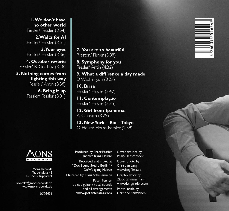 Fessler – Solo Time Rückseite)