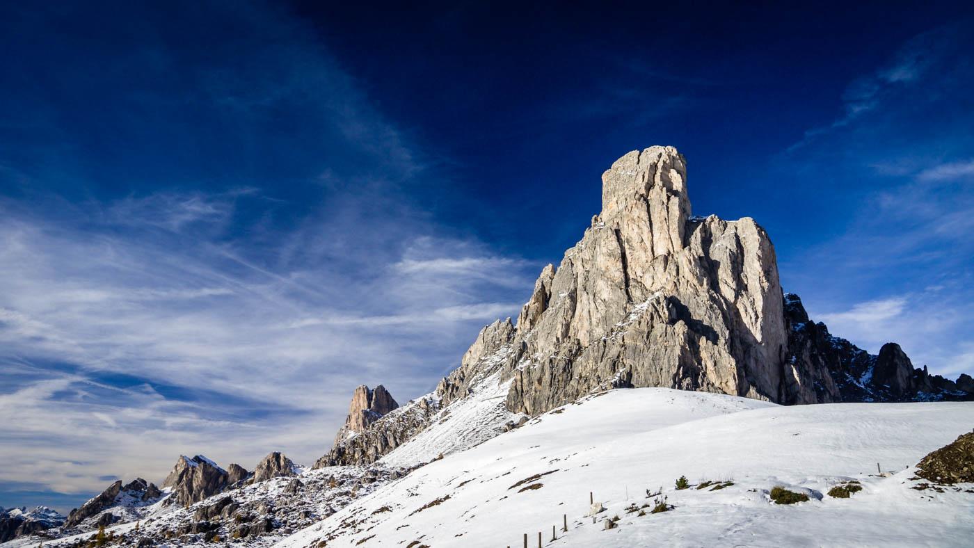 Dolomiten - Passo Giau