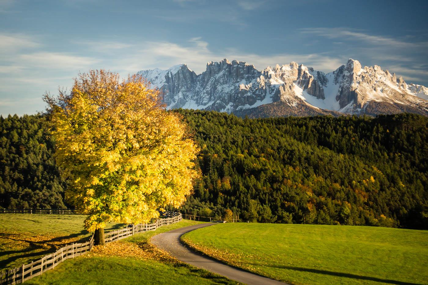 Südtirol Herbst