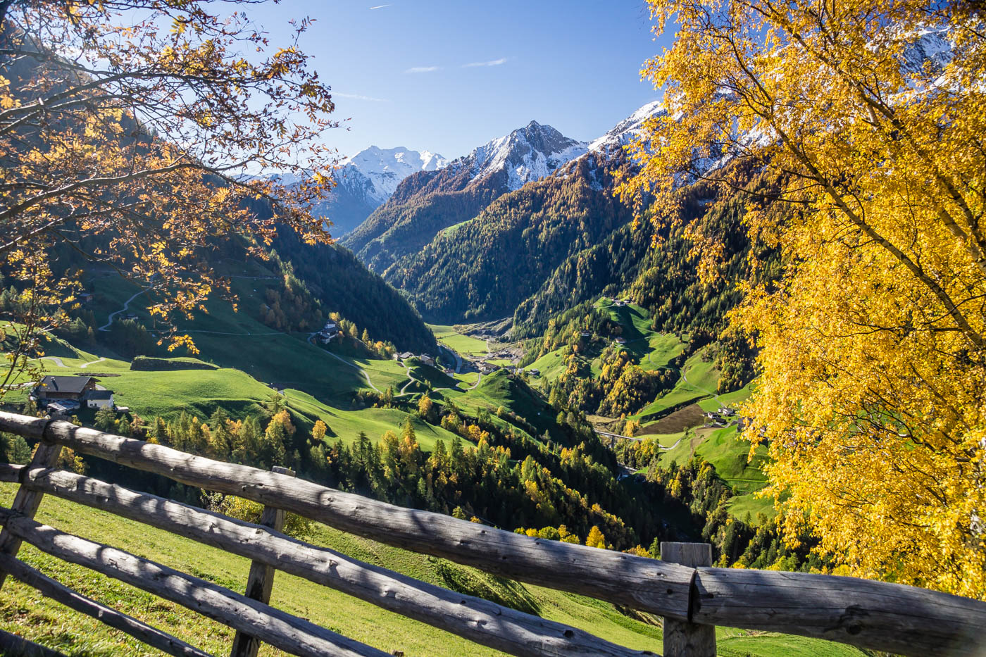 Passeiertal Südtirol