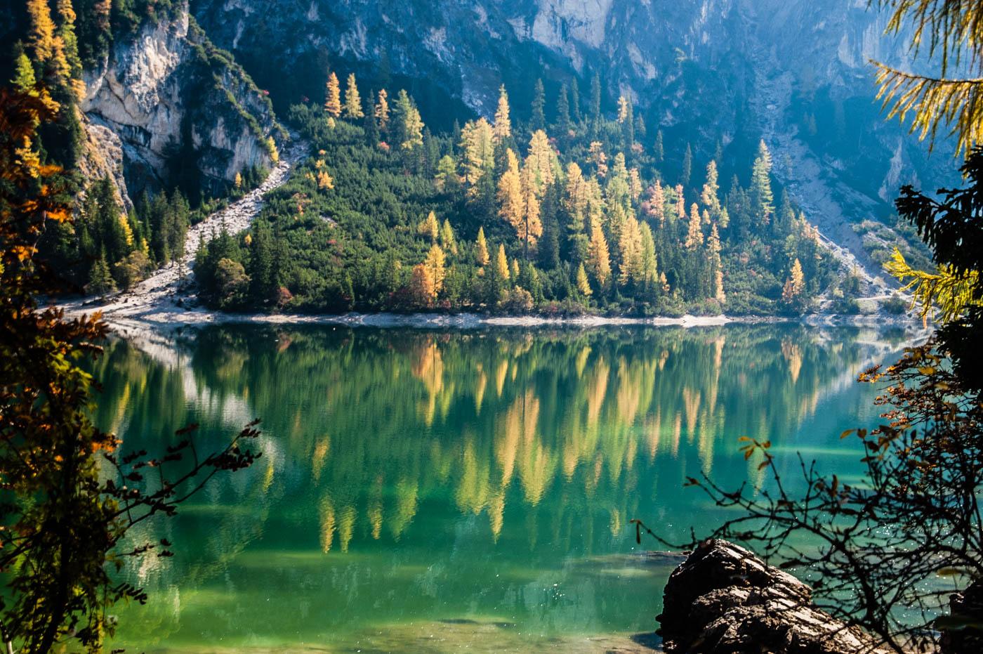 Pragser Wildseee, Lago di Braies