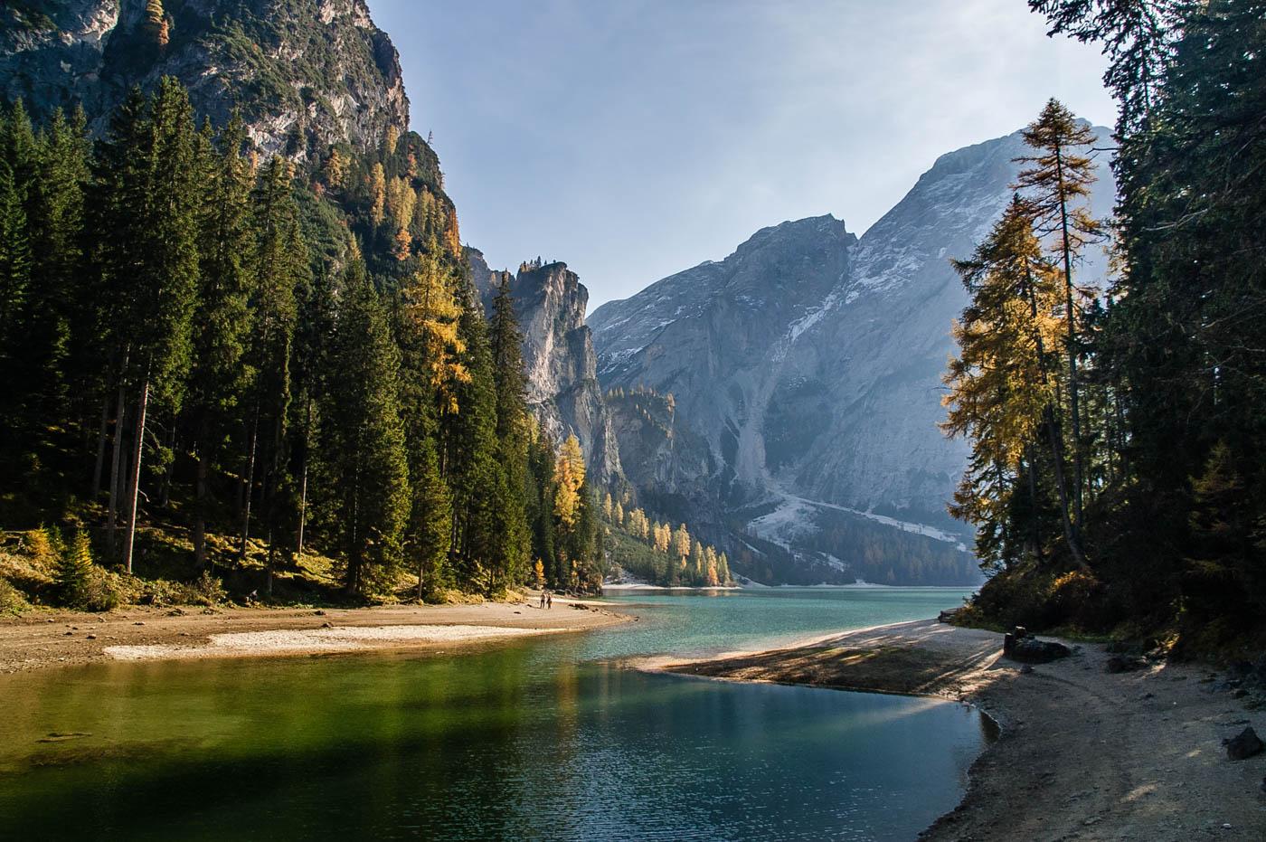 Pragser Wildseee - Lago di Braies