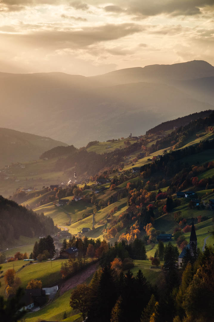Villnösser Tal - Val di Funes