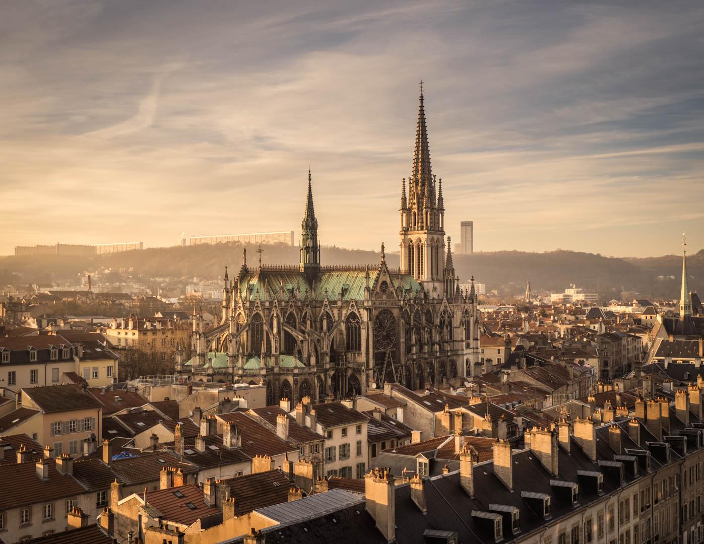 Nancy: Basilique Saint-Epvre