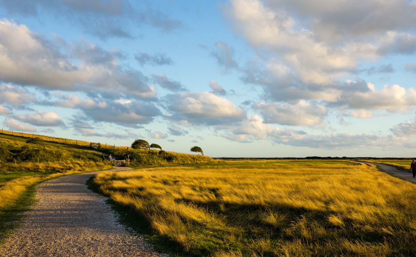 Seven Sisters Country Park, England