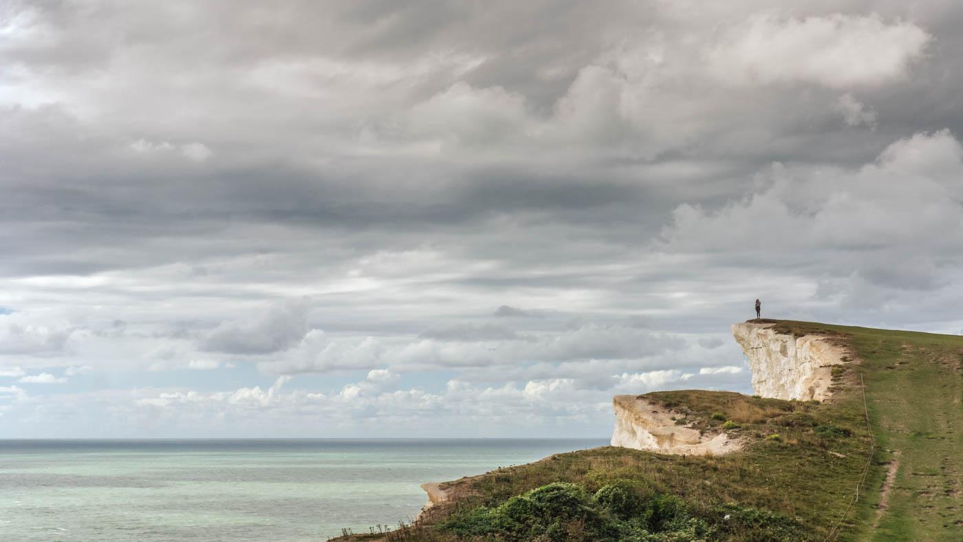 Beachy Head, Cliff