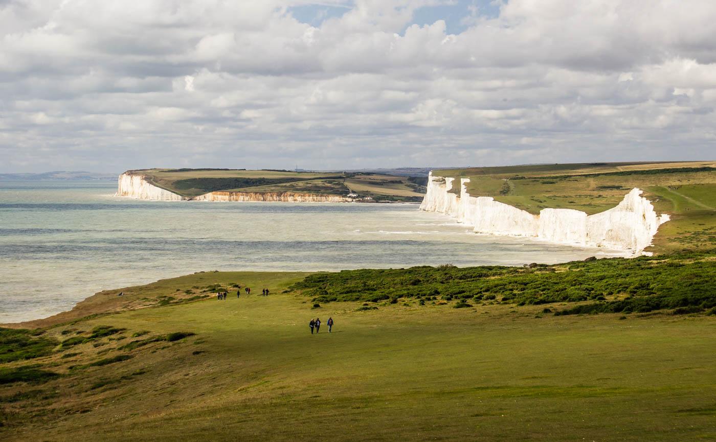 »Seven Sisters« Cliffs, England