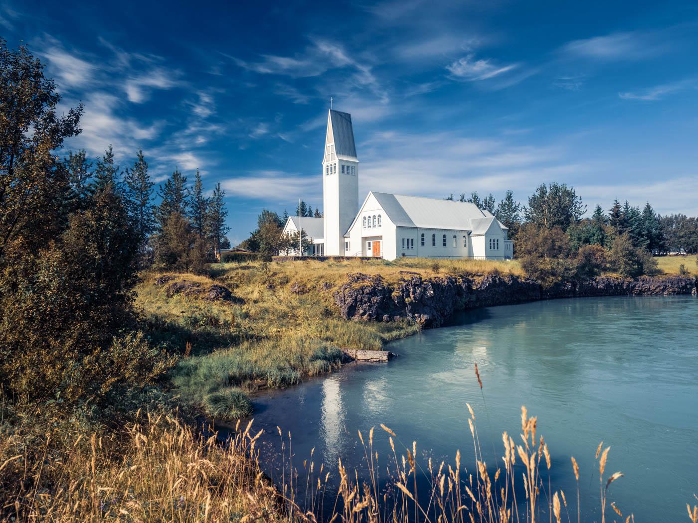 Island, Selfoss kirkja