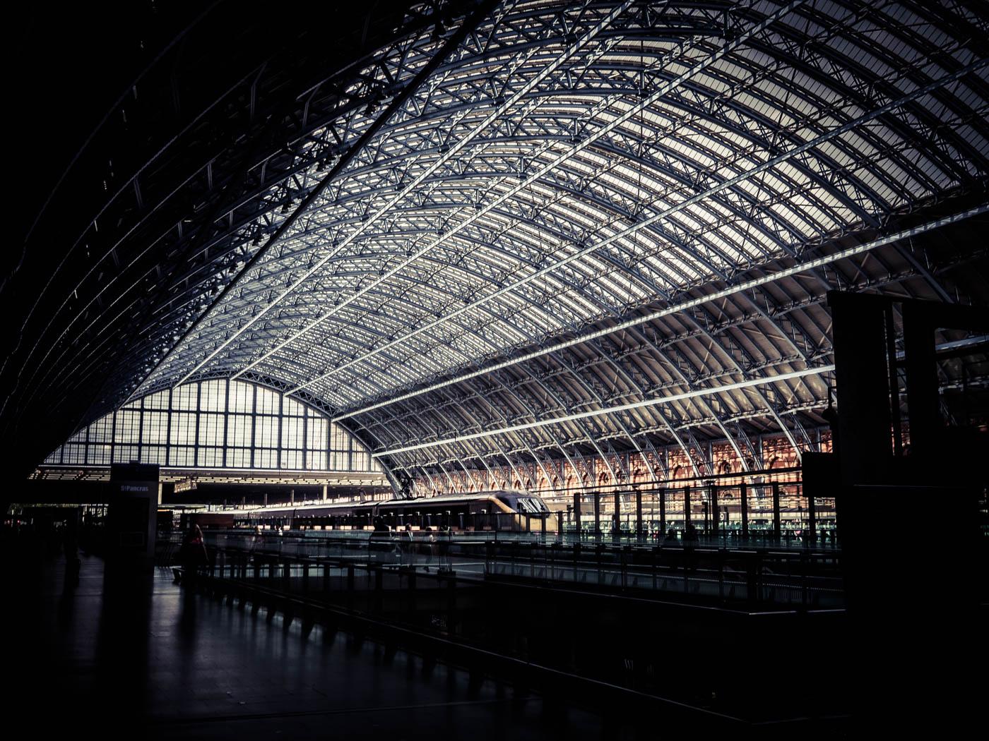 Bahnhof - St. Pancras Station