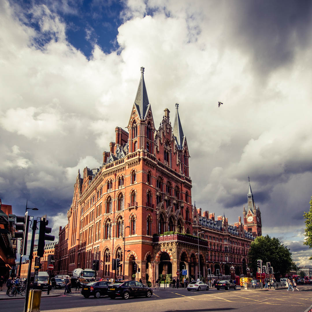 London: St. Pancras Station