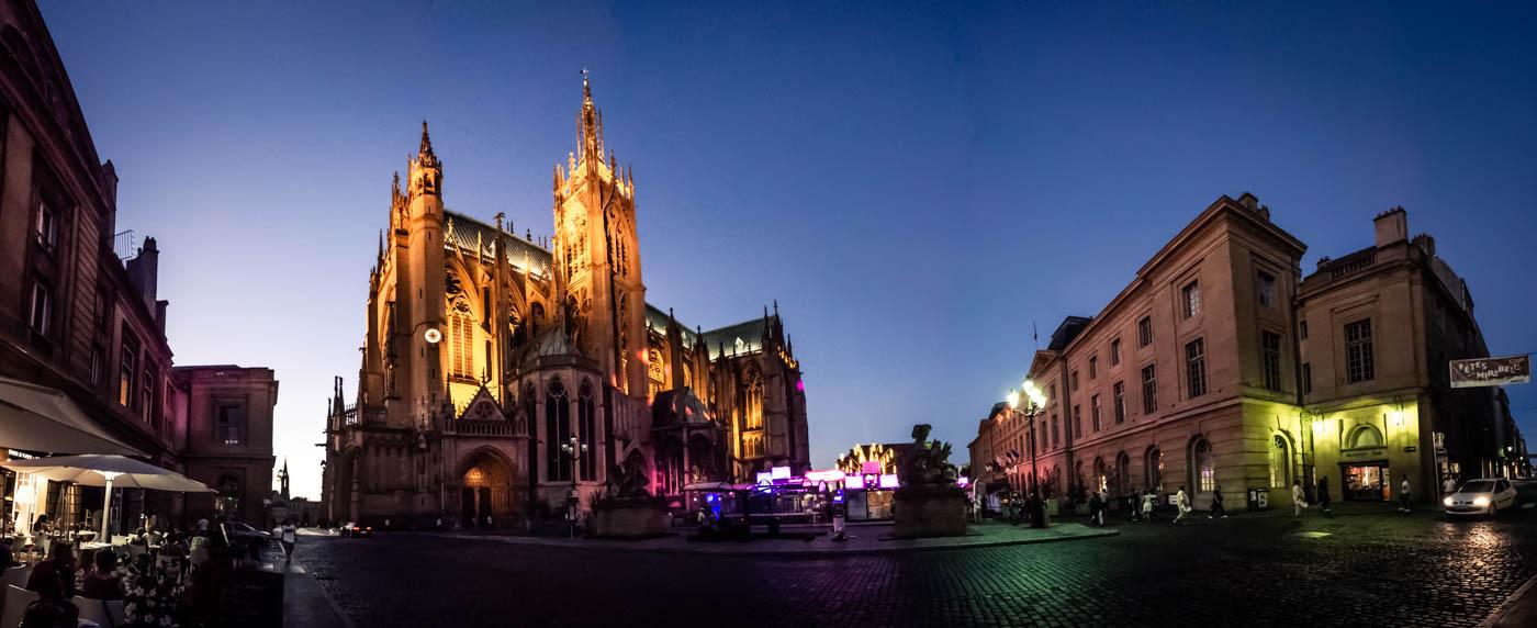 Metz, Cathédrale Saint-Étienne / Stephansdom