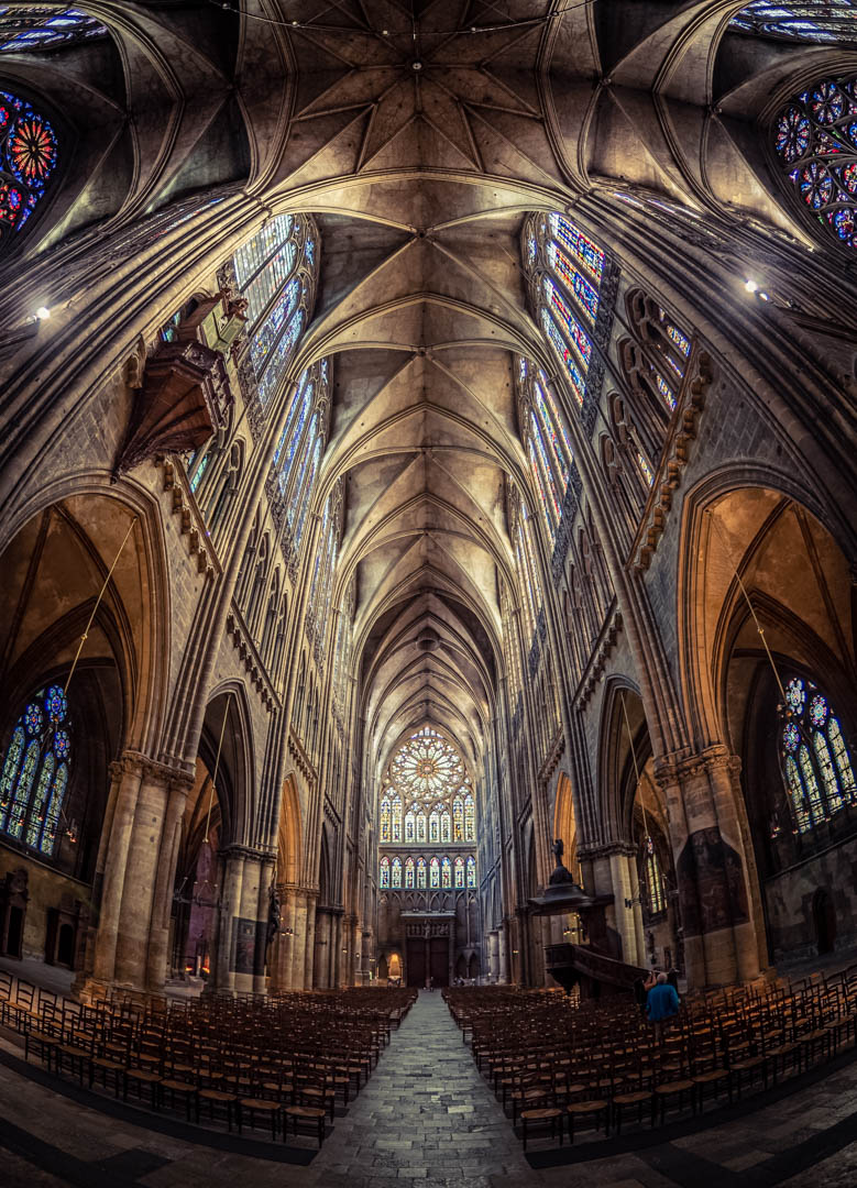 Metz, Cathedrale