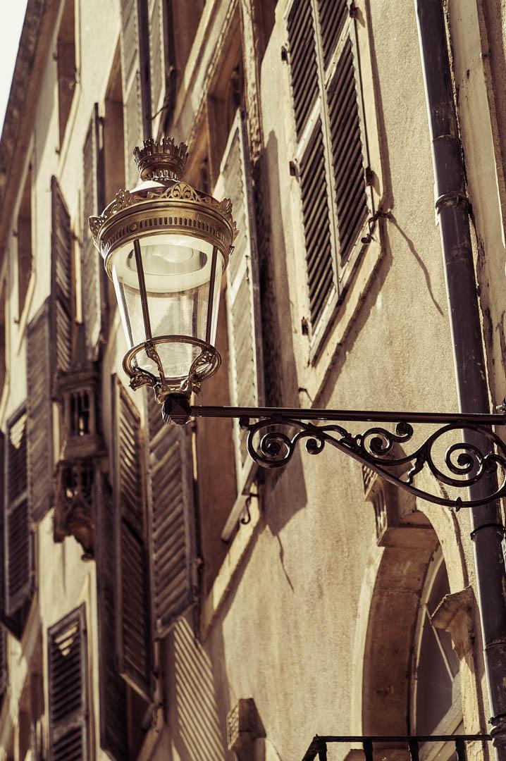 Metz, Laterne