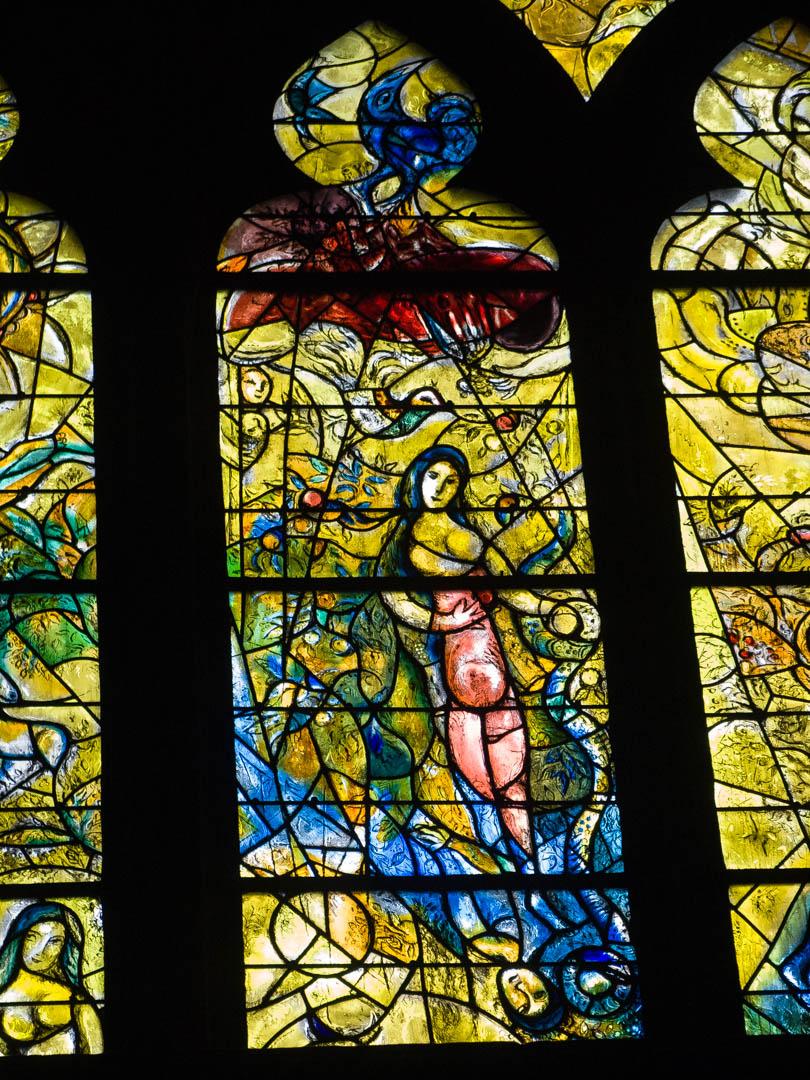 Metz Marc Chagall