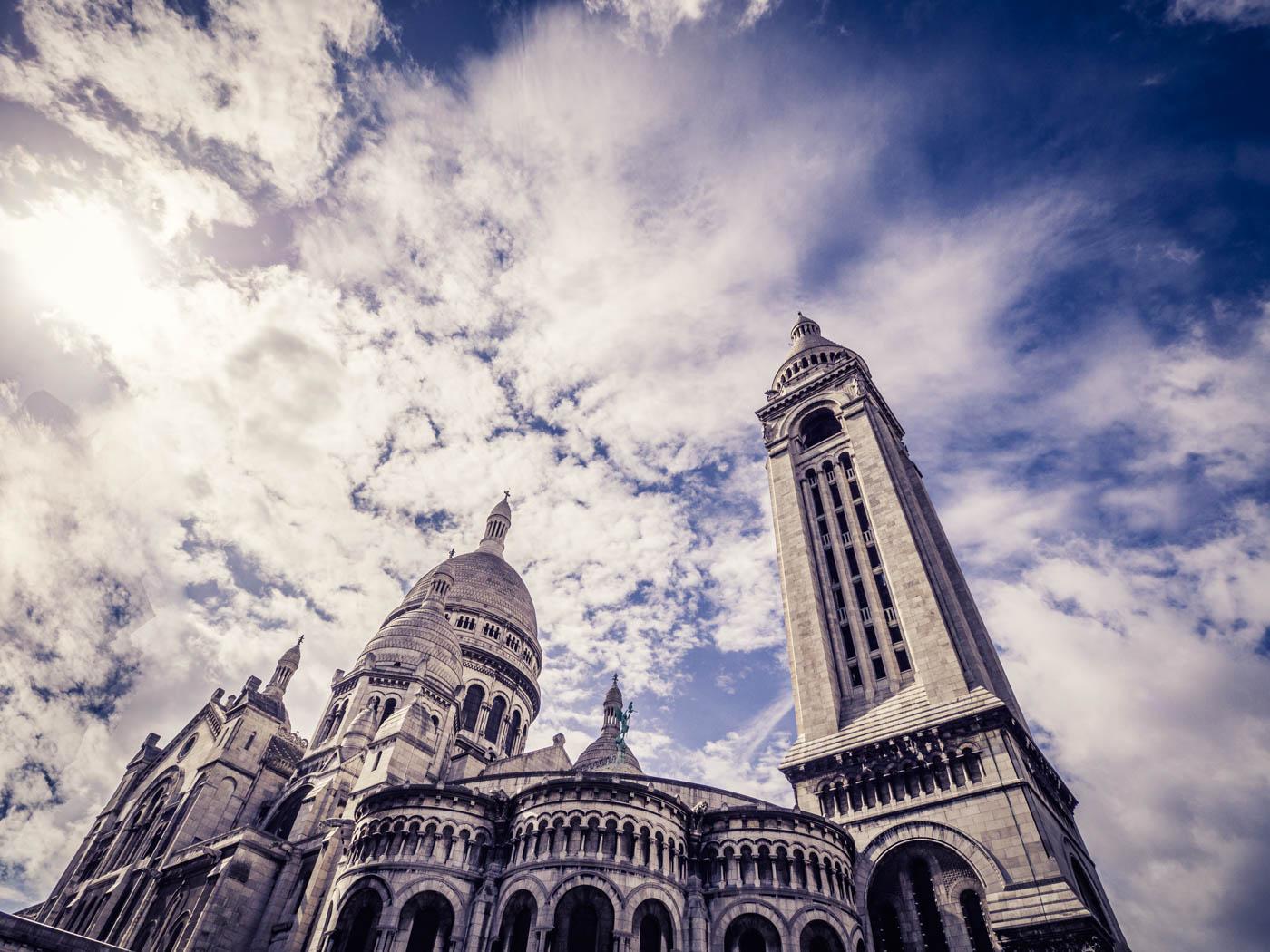 Paris: Sacré-Cœur de Montmartre