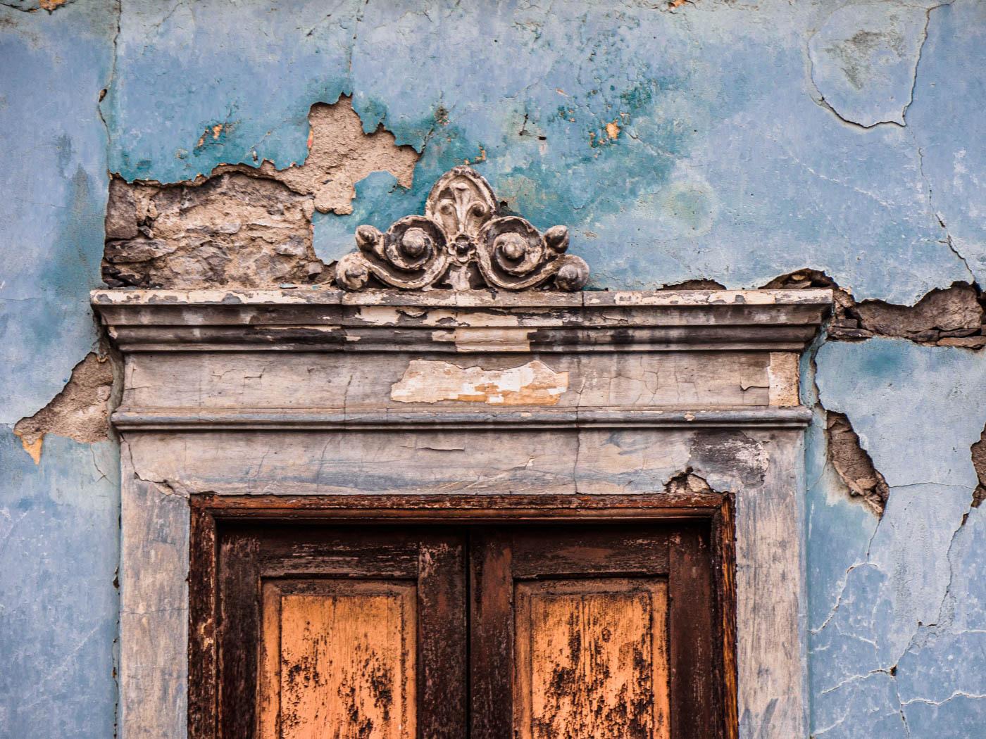 Las Palmas - alte Fassade