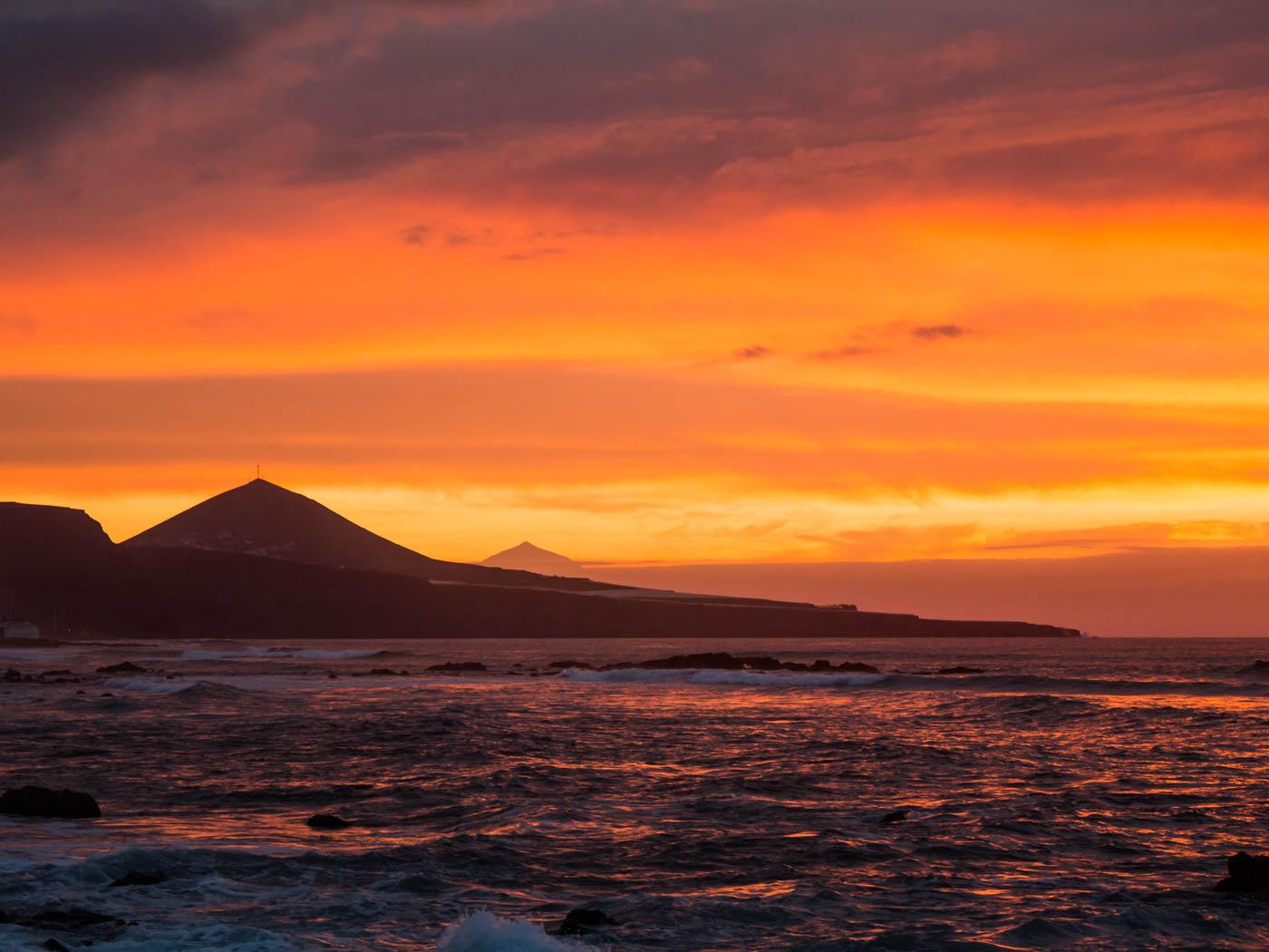 Gran Canaria - Sonnenuntergang