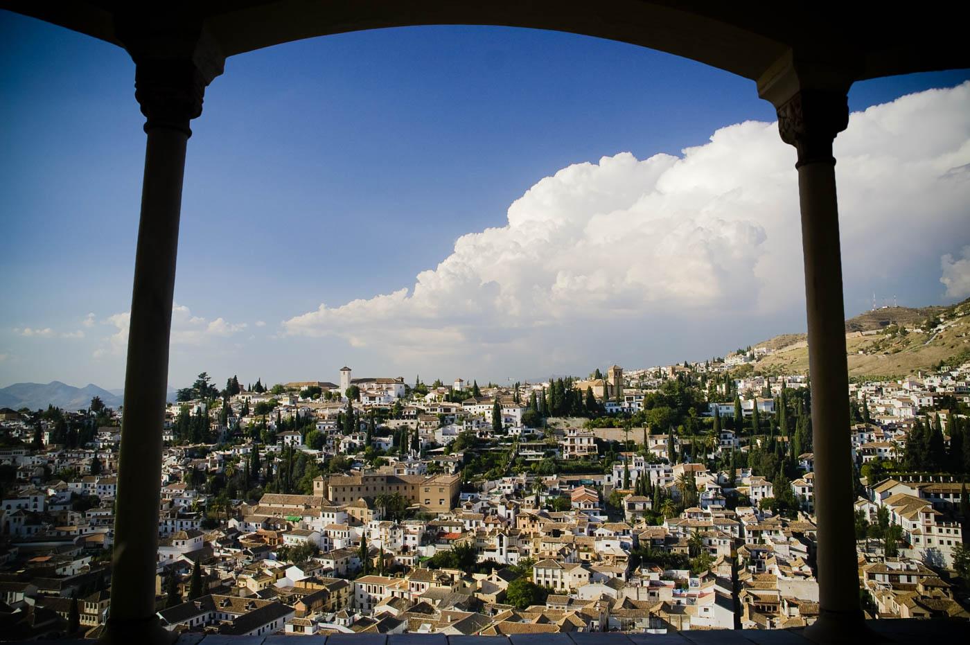 Granada, Albayzín