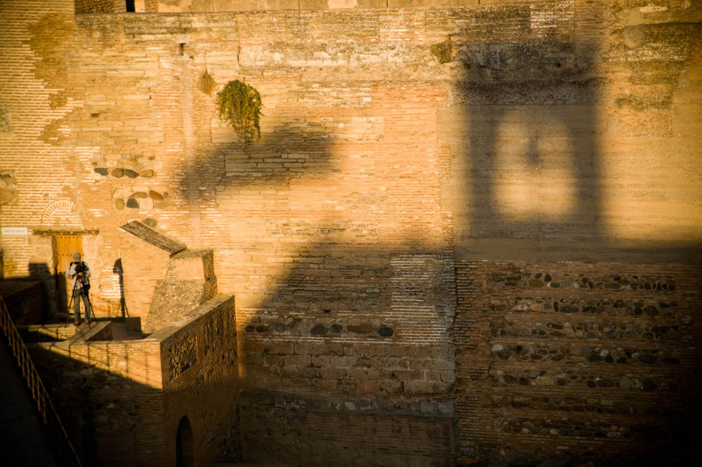 Schatten der Alhambra
