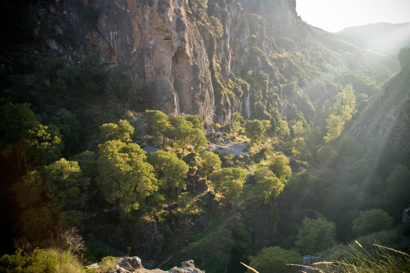 Monachil, Nationalpark Sierra Nevada